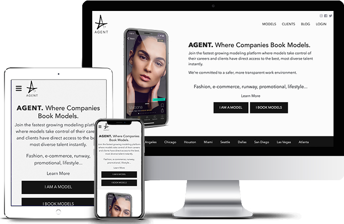 Agent Inc. (Models App) Joinagent.com