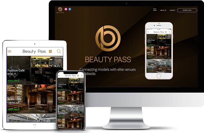Beauty Pass (Models App) BeautyPass.net