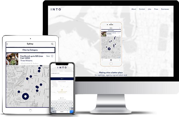 Into App (Models App) Getintoapp.com