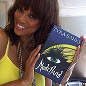 Livre Modelland écrit par Tyra Banks (roman mannequinat)