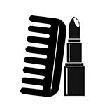 Maquillage, coiffure, stylisme
