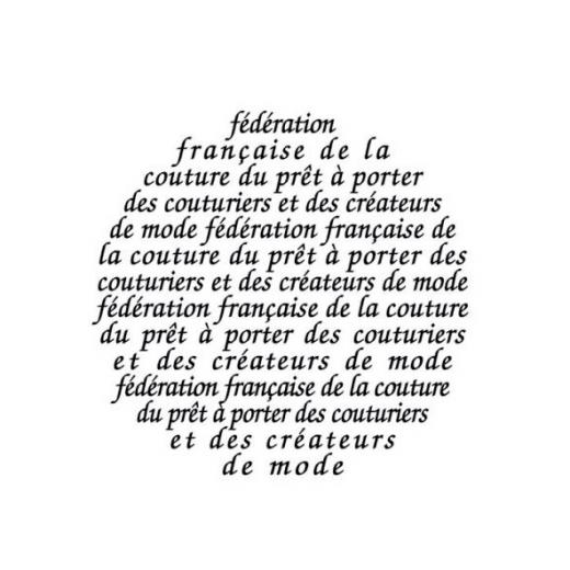 Fédération Française de la Couture du Prêt-à-Porter des Couturiers et des Créateurs de Mode
