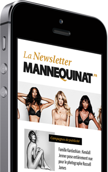 Newsletter mannequinat.fr